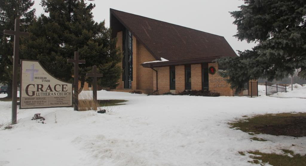 Grace Lutheran Church Elkhart Lake